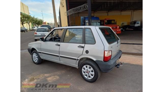Fiat Uno Way fire 1.0 flex com ar condicionado
