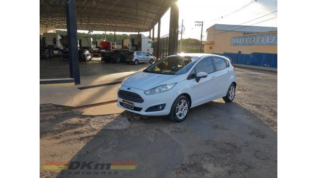 New Fiesta 1.6L Se 2014 completo