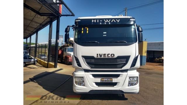 Iveco 480 hi way 2017 automatico 6x4
