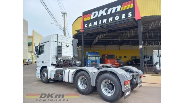 Axor 2544 S 2016 automatico 6x2 completo