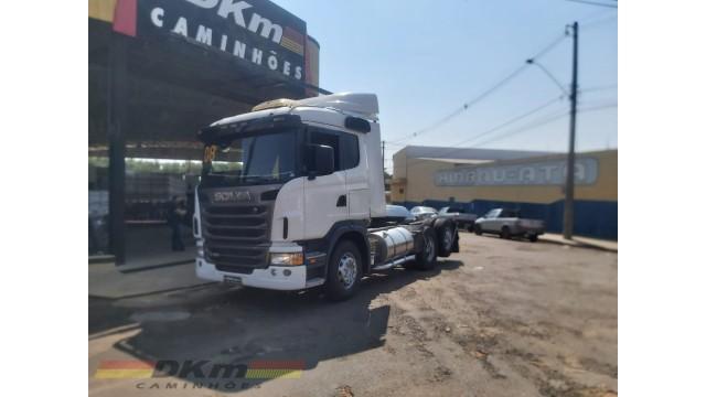 Scania R114 G380 ano 2008 truck 6x2