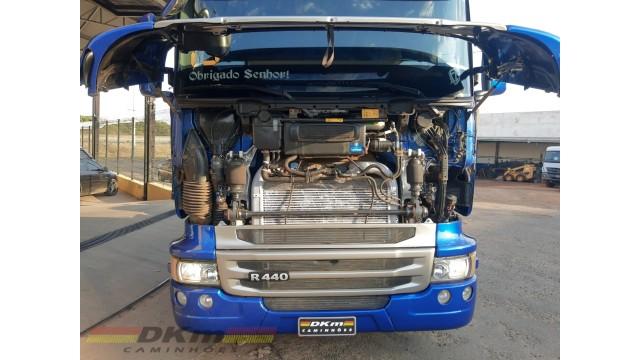 Scania R 440 A 6x2 automatico 2013 ( leia o anuncio )