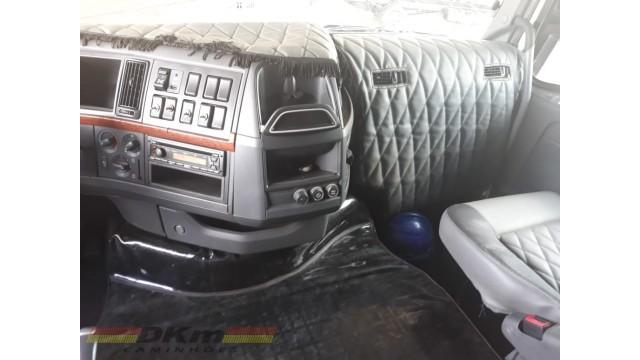 Volvo FH 540 I.shift automático 6x4T bogie leve 2013 completo teto alto