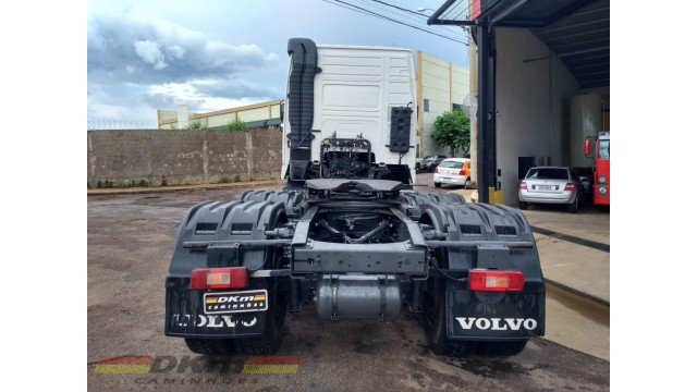 FH 500 I.shif 2014 6x4 bug leve completo