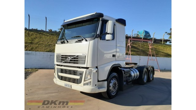 FH 480 6x4 bogie leve 2011 completo automatico