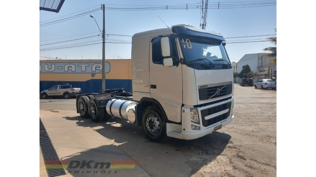 FH 440 6x2T 2010 manual completo